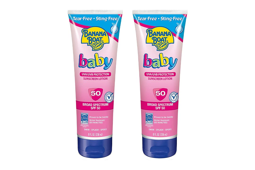Banana Boat Baby Sunscreen Sunscreen Lotion