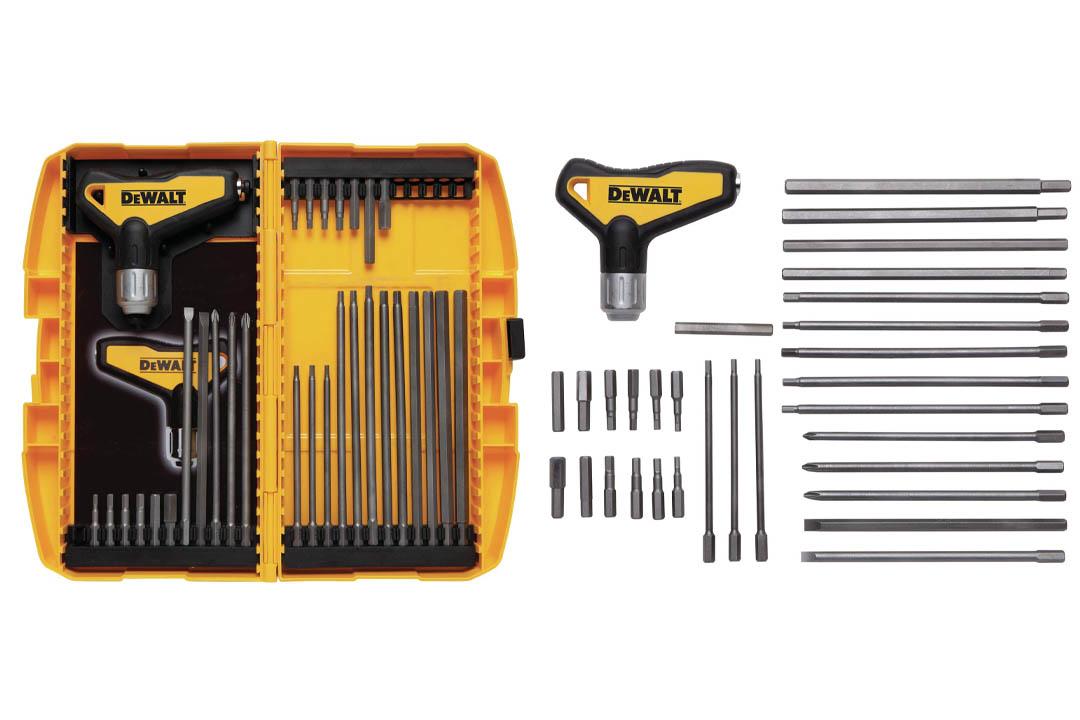 Dewalt DWHT70265 Ratcheting T-Handle Set
