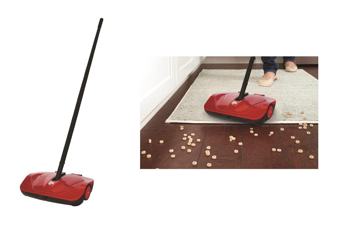 Dirt Devil PD10010 Simpli-Sweep Manual Push Sweeper