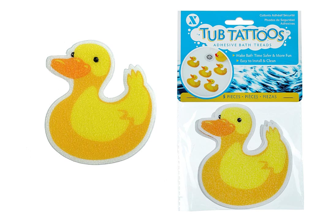 Duck Tub Tattoo