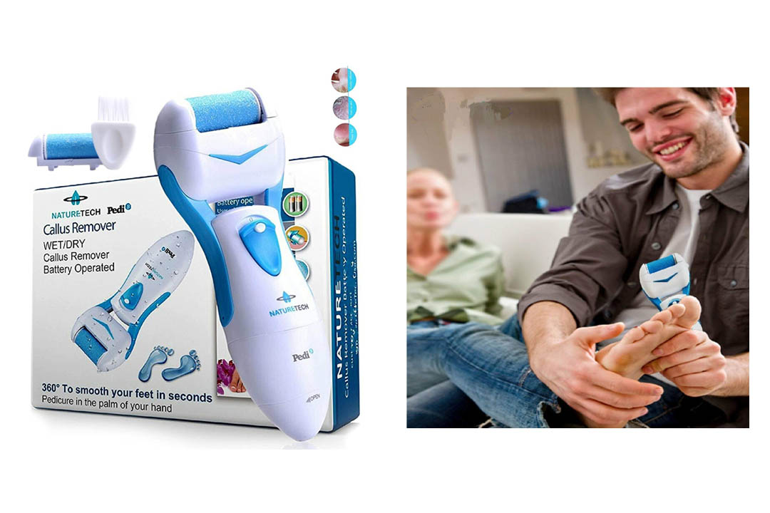 Electronic Foot File Callus Remover