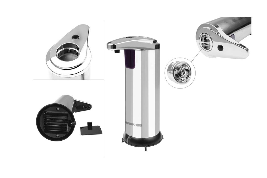HomySnug(TM) Automatic Sensor Soap Dispenser