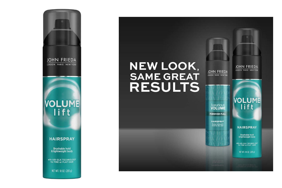 John Frieda Collection Luxurious Volume All-Day Hold Hairspray