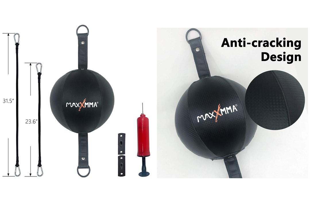MAXxMMA Double End Ball