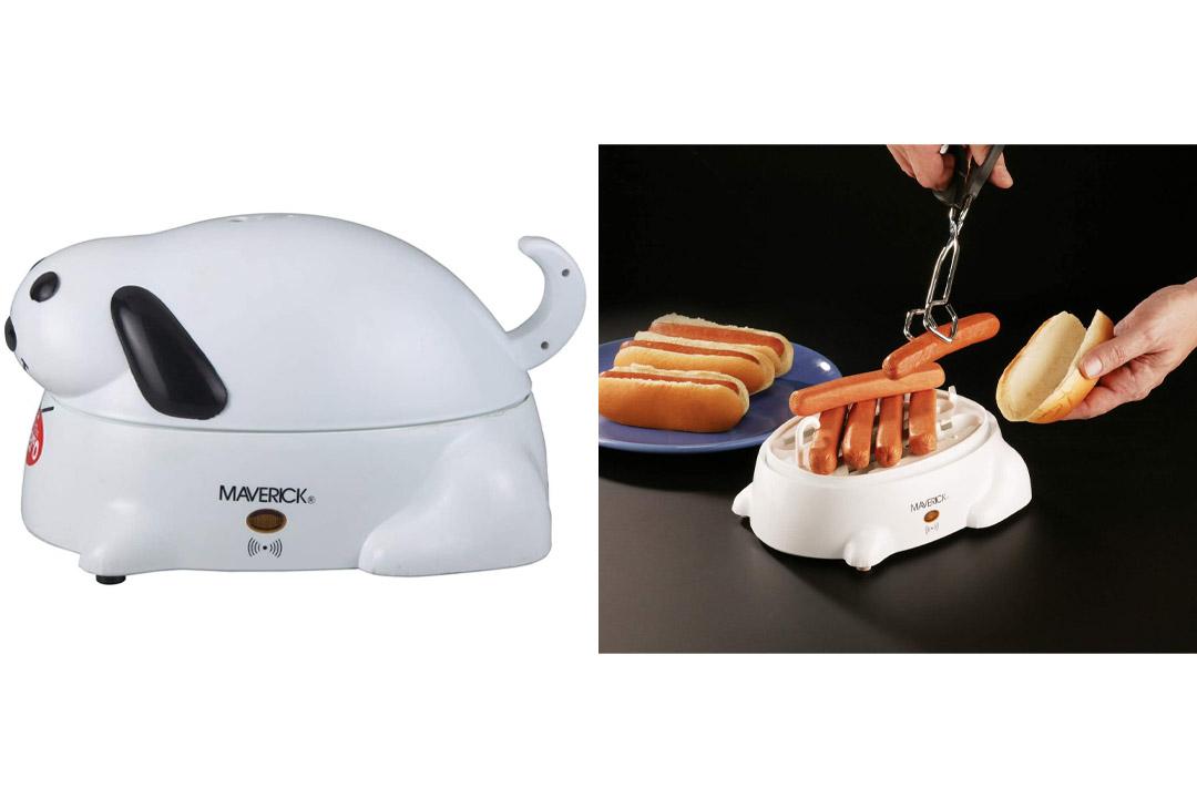 Maverick HC-01 Hero Electric Hot-Dog Steamer
