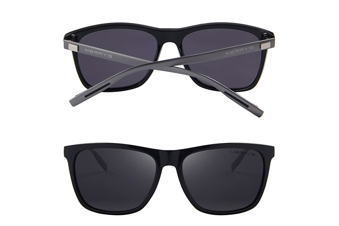 Merrys polarized Aluminum sunglasses