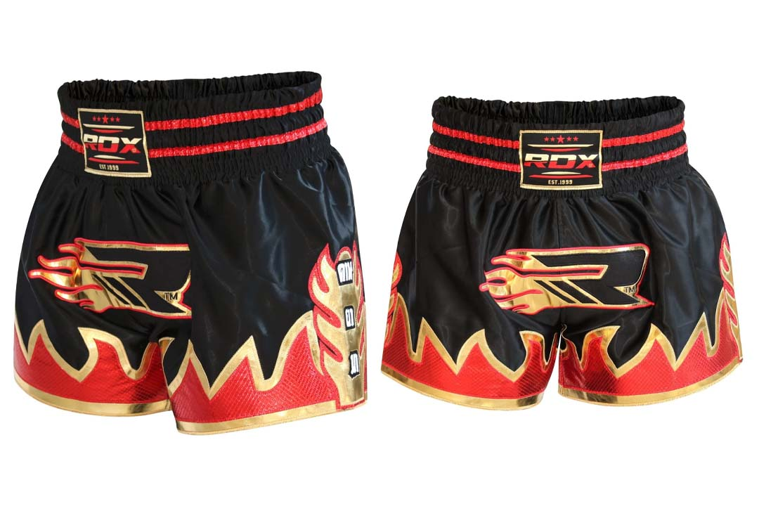 RDX Pro Muay Thai Fight Shorts