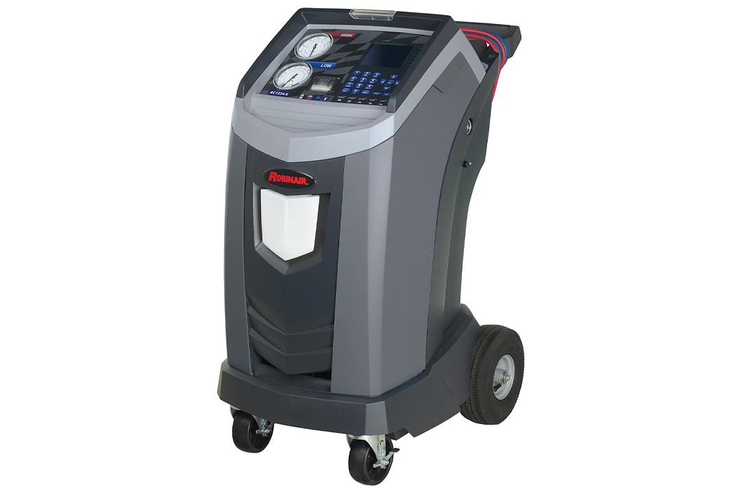 Robinair AC1234-6 1234YF Standard and Hybrid A/C Service Machine