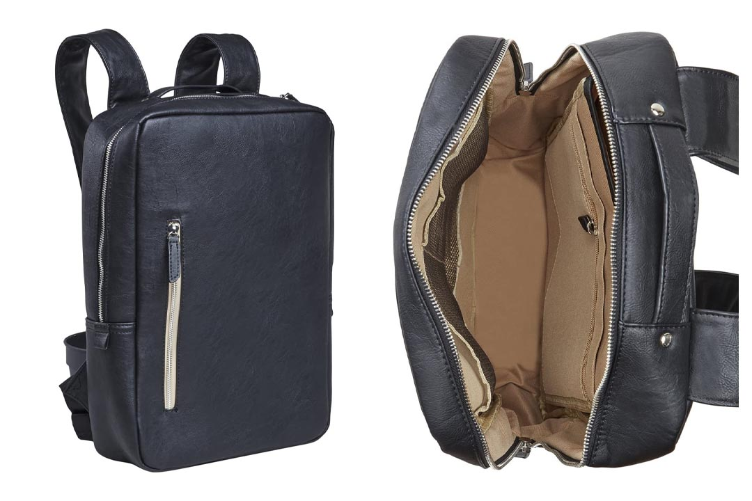 Setton Brothers Laptop Backpack Briefcase Computer Bag