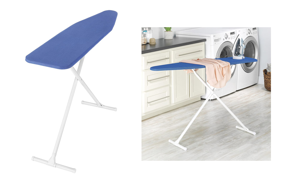 T-Leg Ironing Board