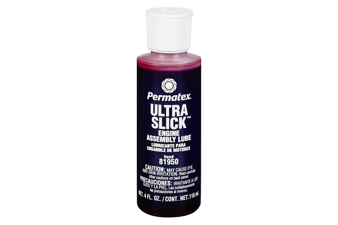 Ultra Slick Engine Assembly Lube