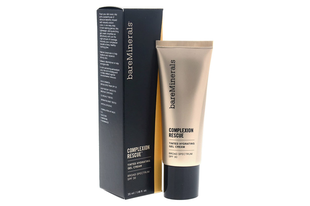 Bare Minerals Complexion Rescue Tinted Hydrating Gel Cream Buttercream
