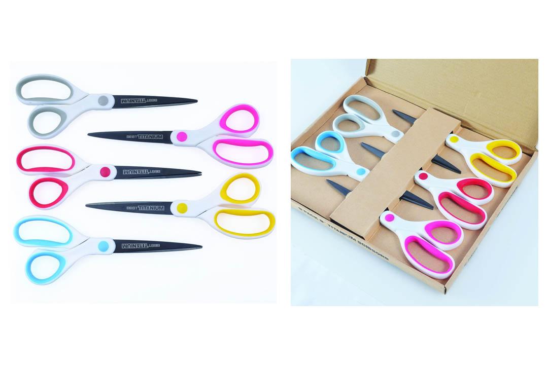 Best Titanium Scissors