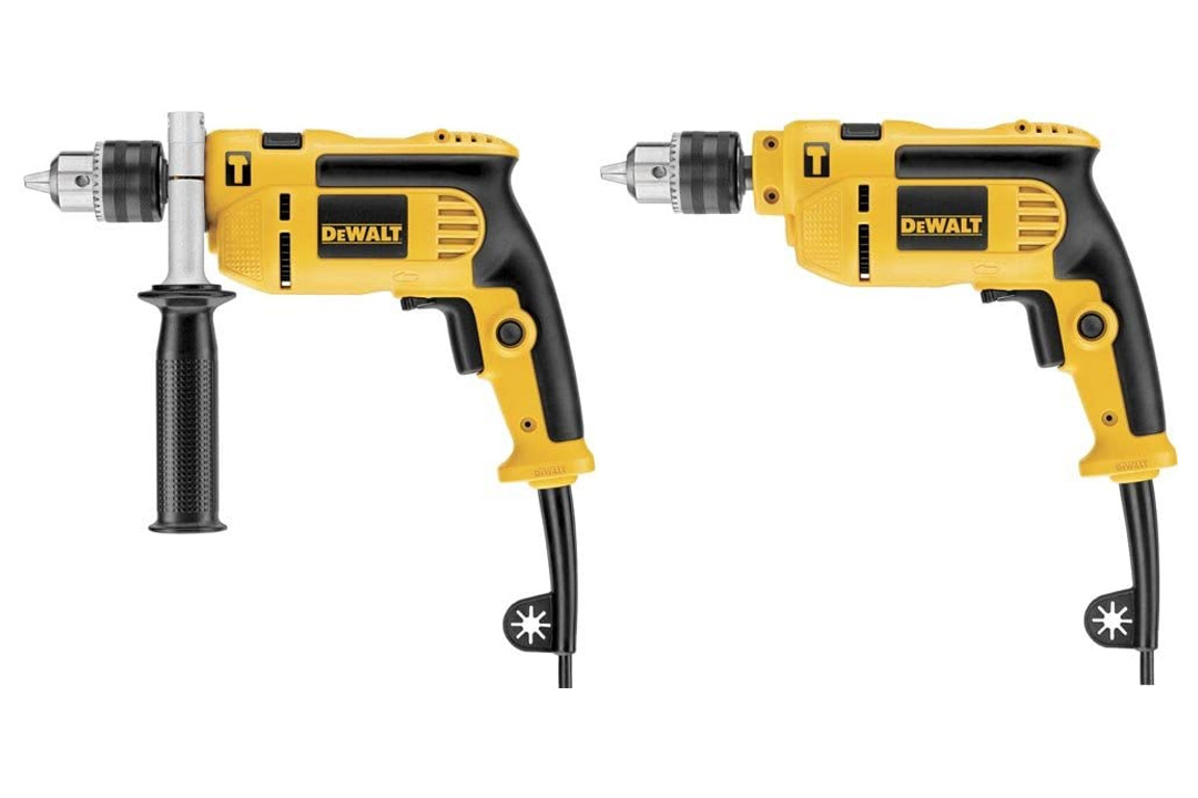 DEWALT DWE5010 1/2-Inch Speed Hammer Drill