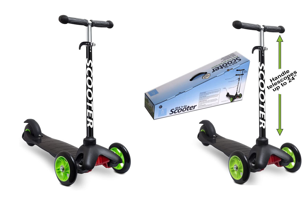 Den Haven Scooter for Kids