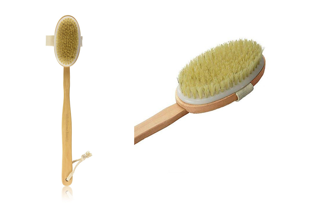 """Dry Skin Body Brush 16"""""""