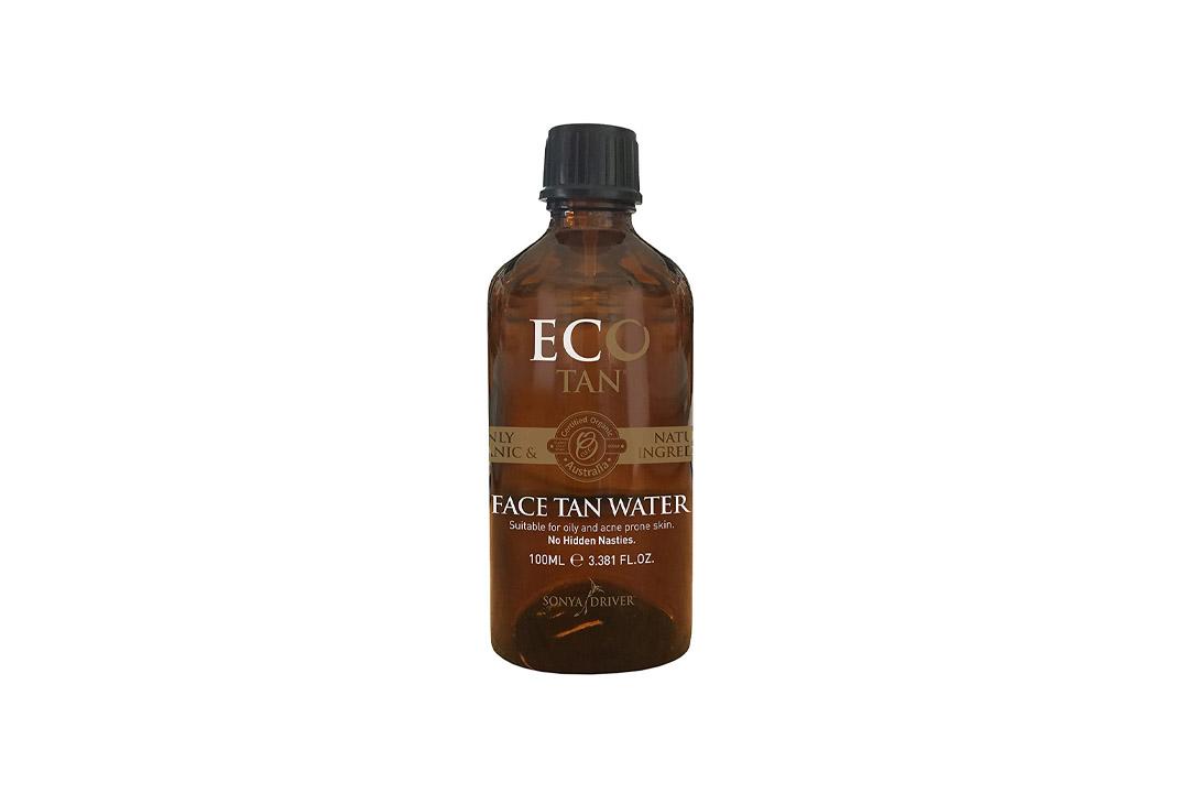 E-Cotan Organic Face Tan Water