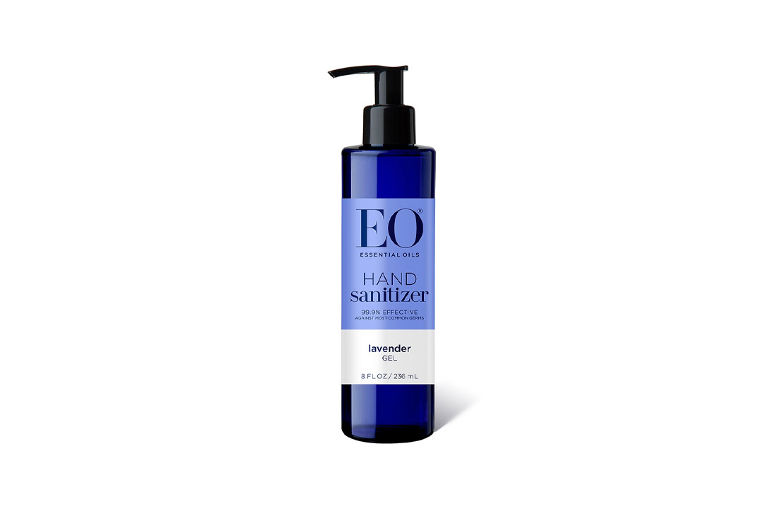 EO Hand Sanitizing Gel, Lavender Essential Oil