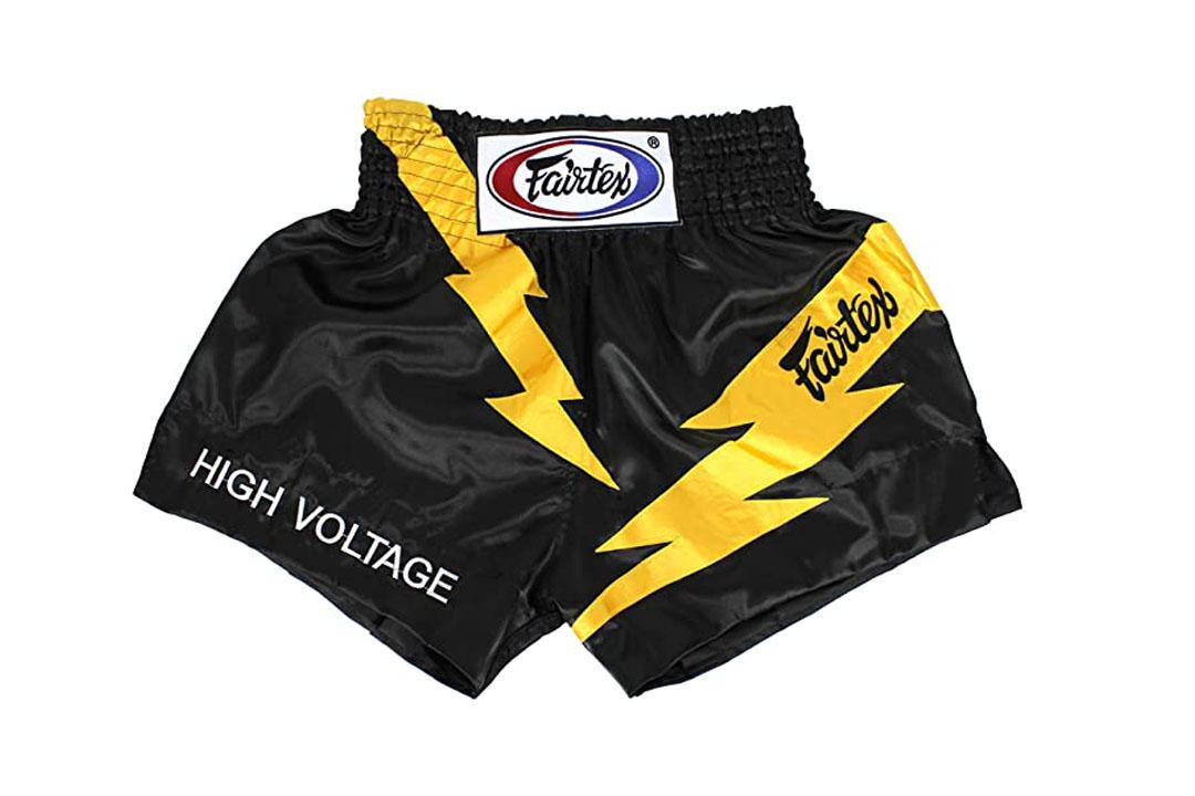 Fairtex Muay Thai Boxing Shorts Size