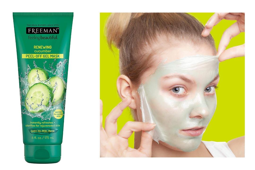 Freeman Cucumber Facial Peel Off Mask