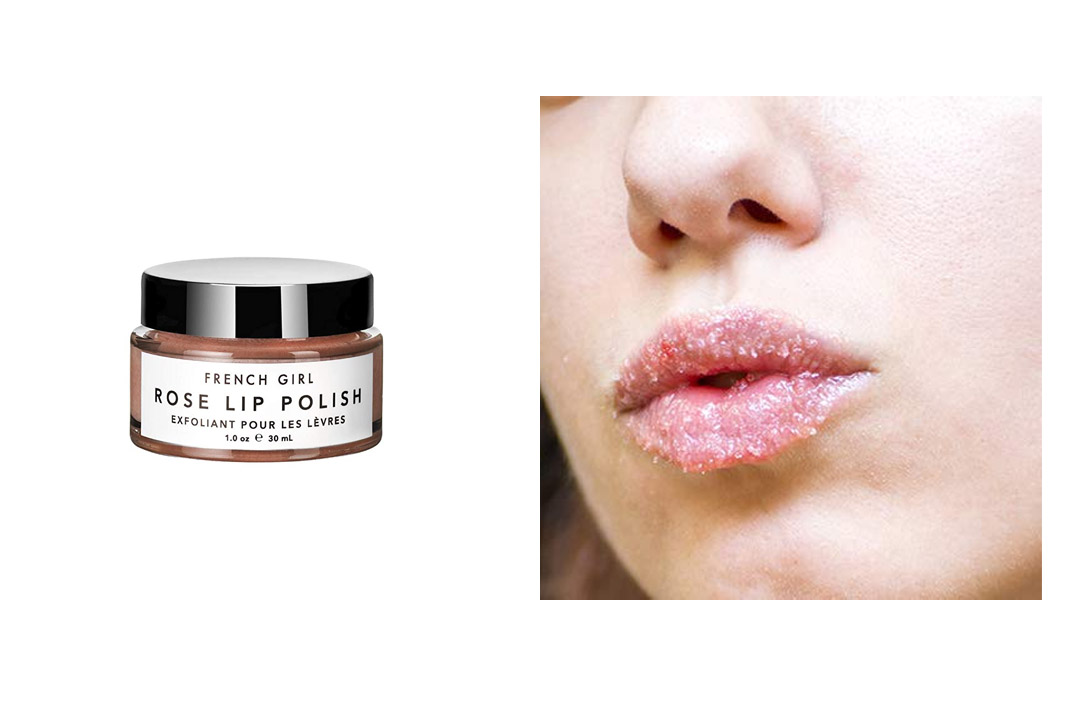 French Girl Organics - Organic / Vegan Rose Lip Polish