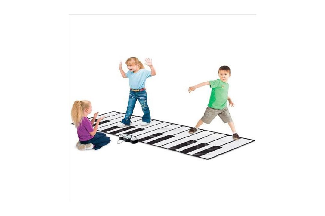 Giant Electronic Drum Kit Set Floor Play Mat