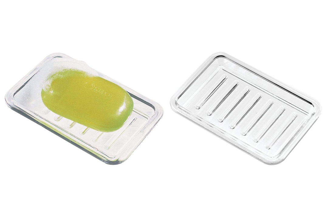 InterDesign Royal Rectangular Soap Dish