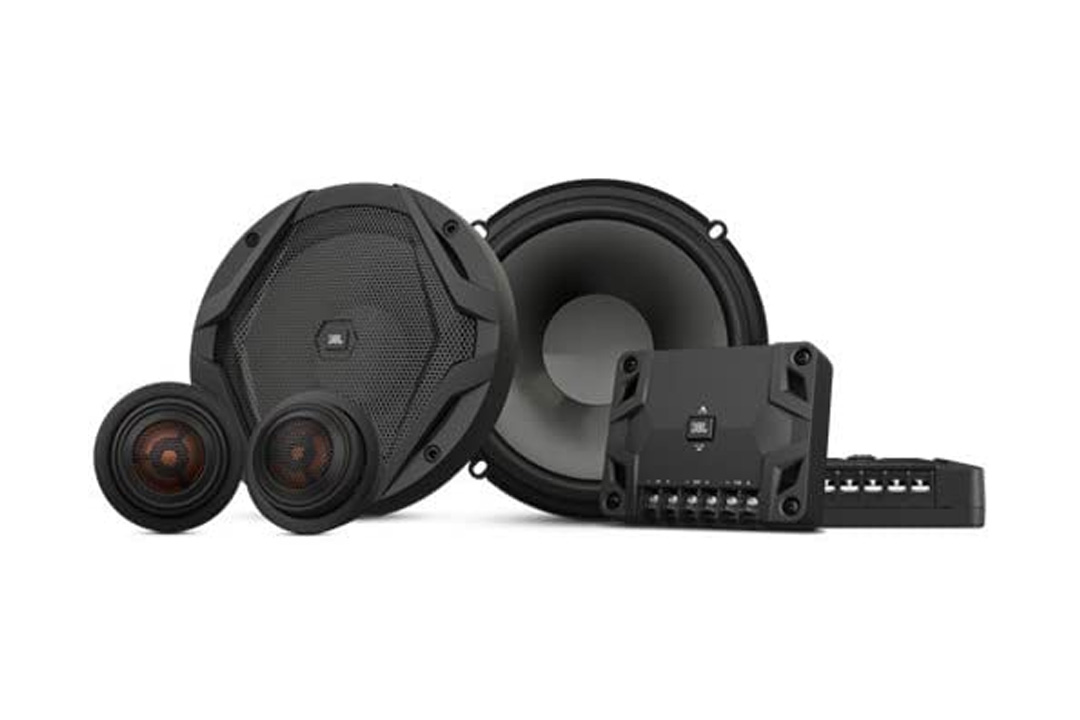 "JBL GX600C 420W 6.5"" 2-Way GX Series Component Car Loudspeakers"