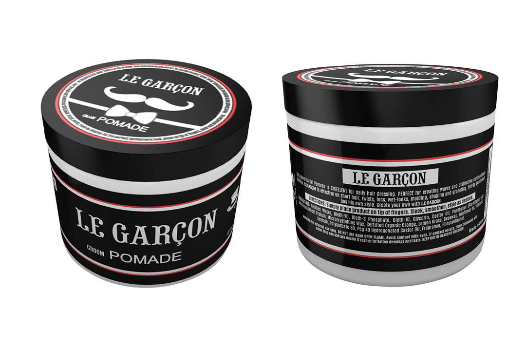Le Garcon Premium Hair Styling Pomade