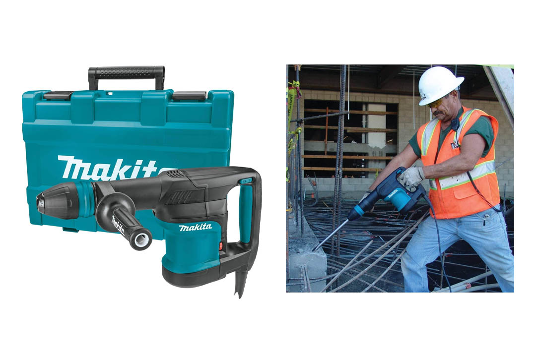 Makita HM0870C 11-Pound Demolition Hammer SDS-Max demolition Hammer