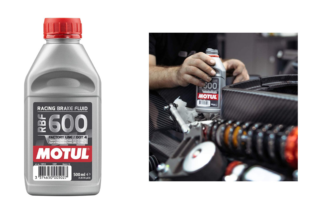 Motul Synthetic Racing Brake Fluid