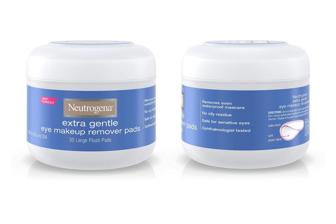Neutrogena Extra Gentle Plush Pads