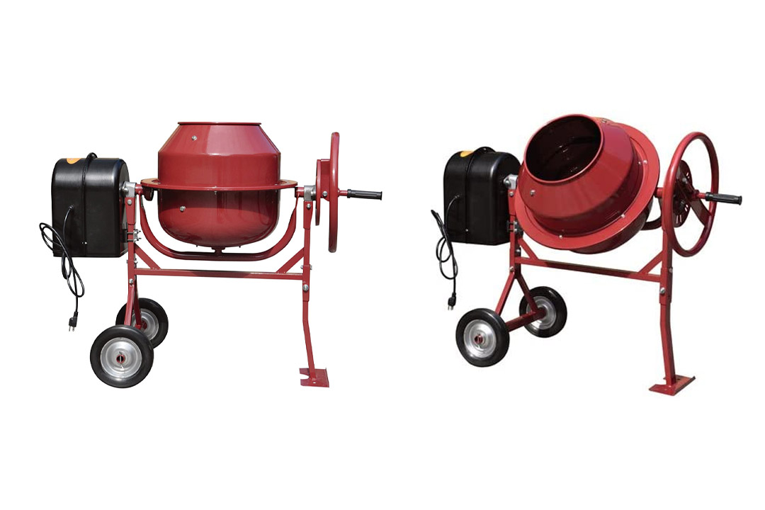 Northern Industrial Mini Cement Mixer