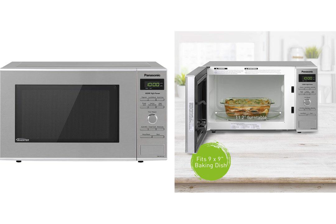 Panasonic NN-SD372S Countertop Microwave