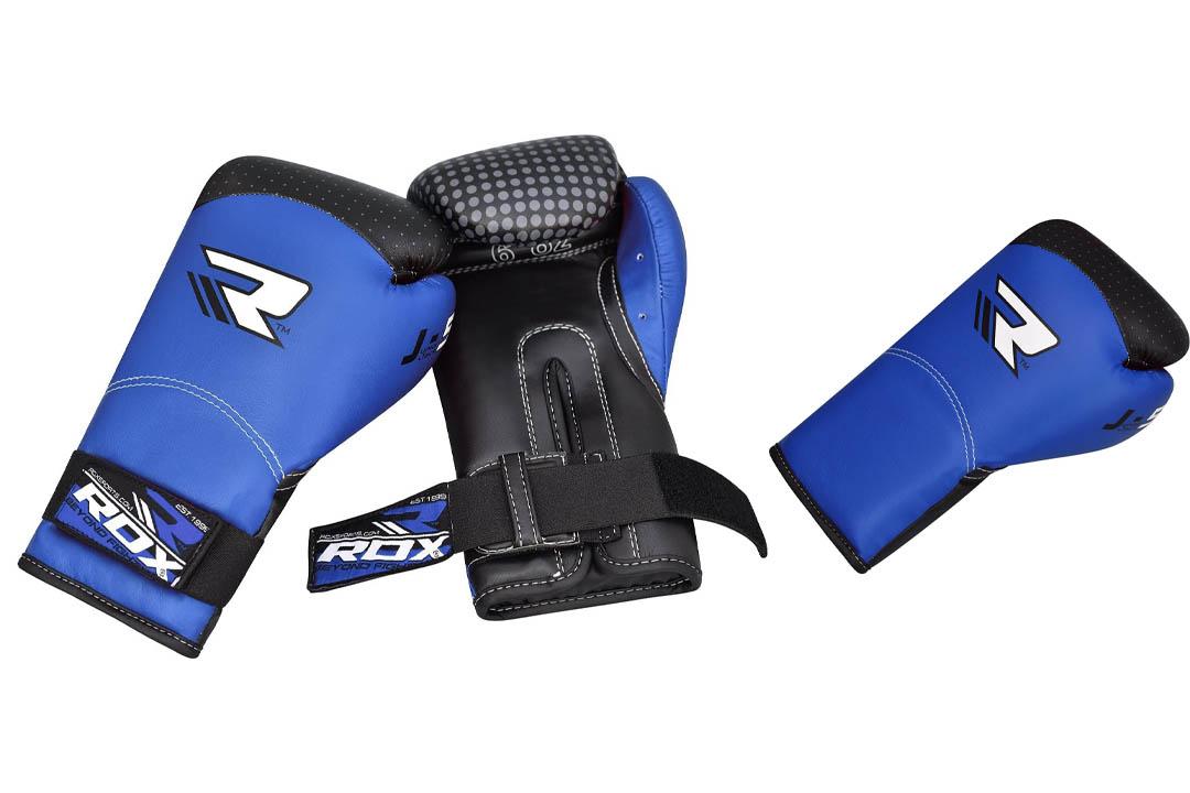 RDX Kids 6oz Maya Hide Leather Boxing Gloves