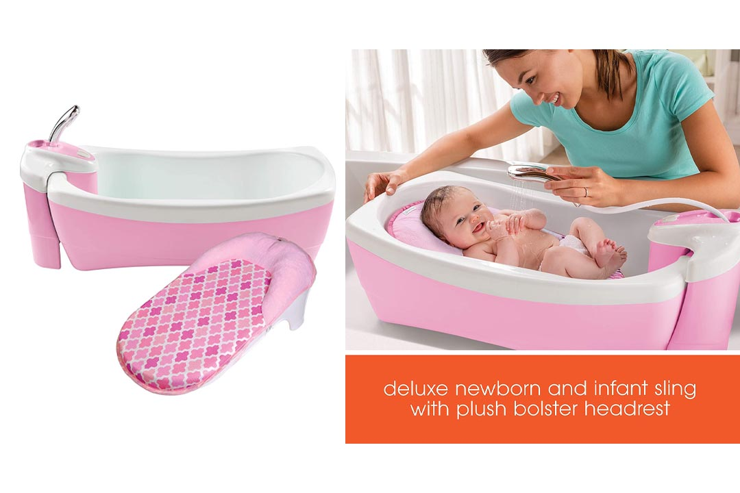 Summer Infant Lil Luxuries Whirlpool
