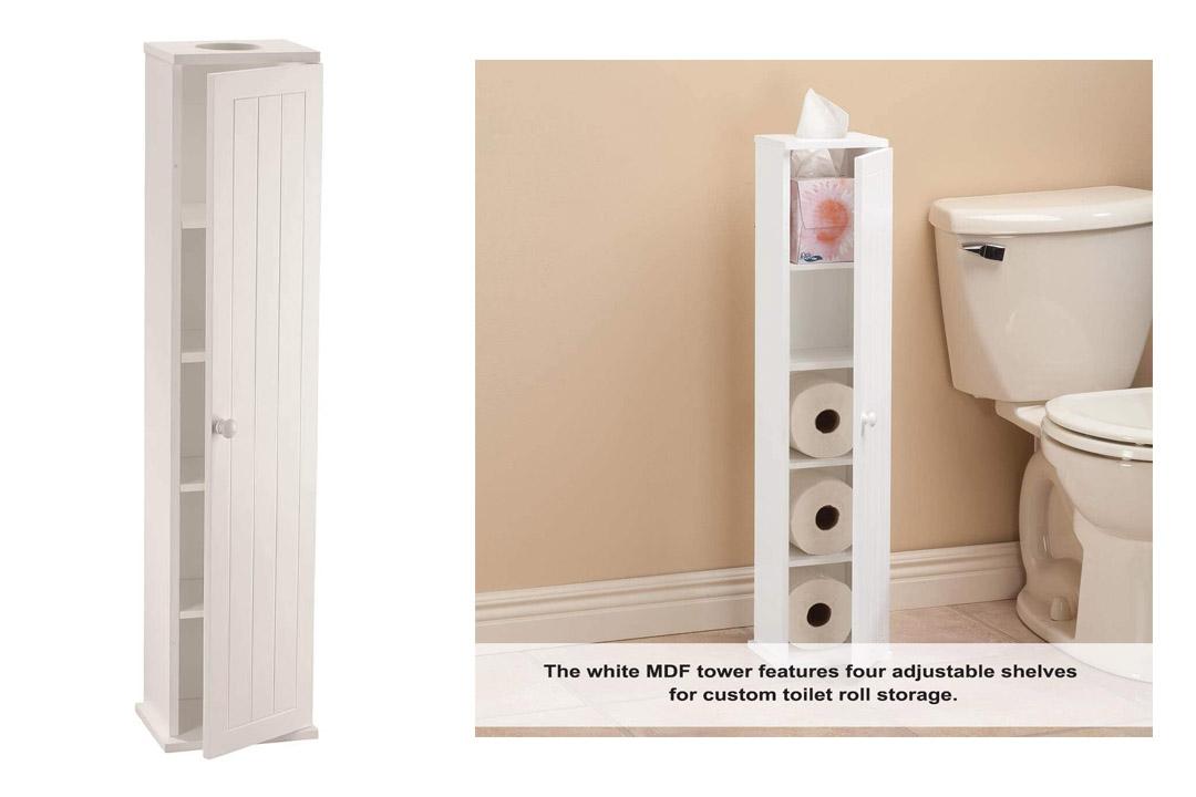 Toilet Tissue Tower