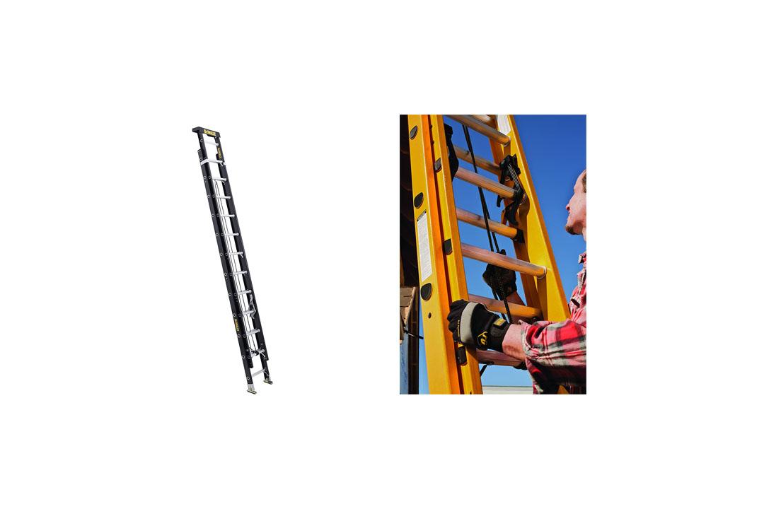 16-Feet Fiberglass Extension ladder