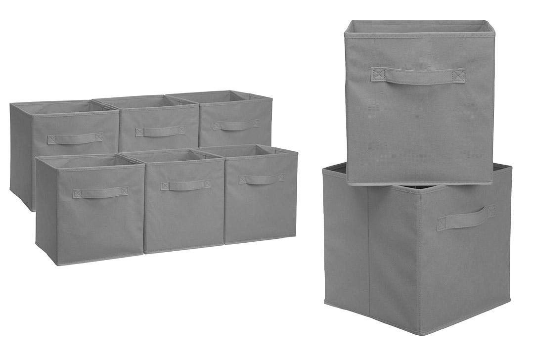 AmazonBasics Foldable Storage Cubes