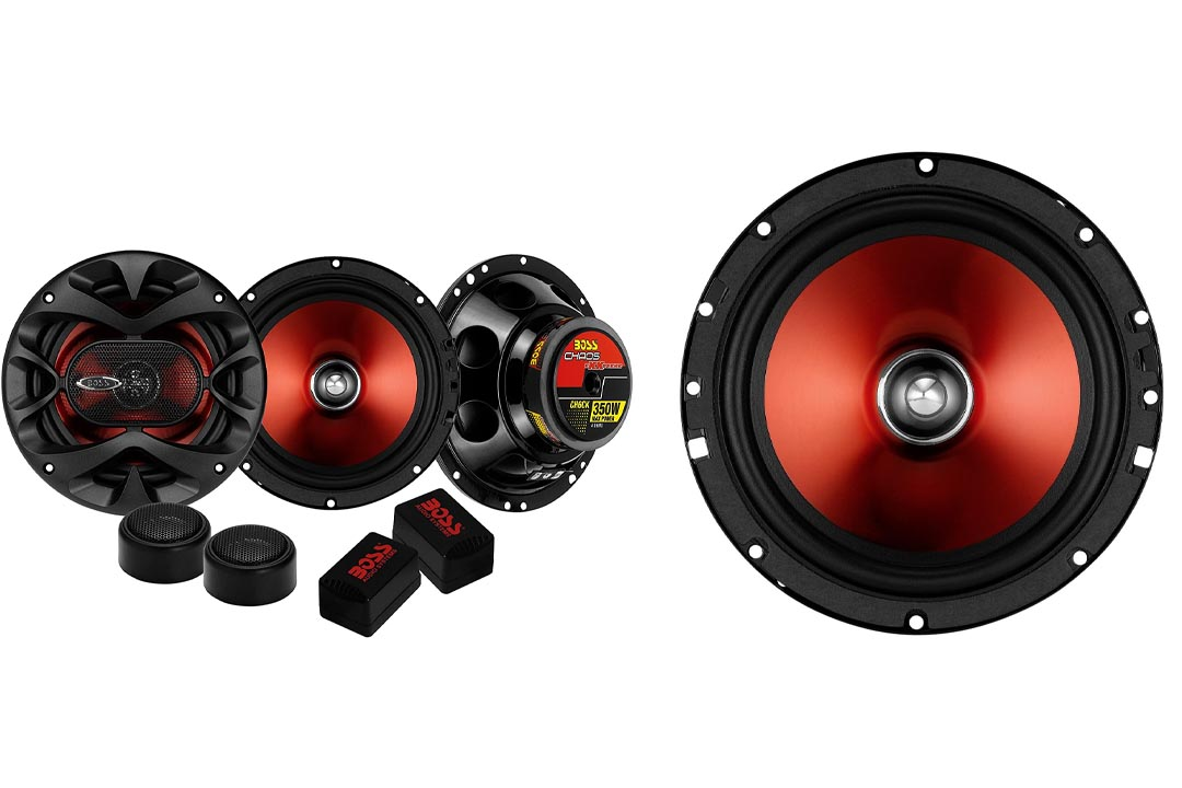 BOSS Audio CH6CK Component Car Speakers