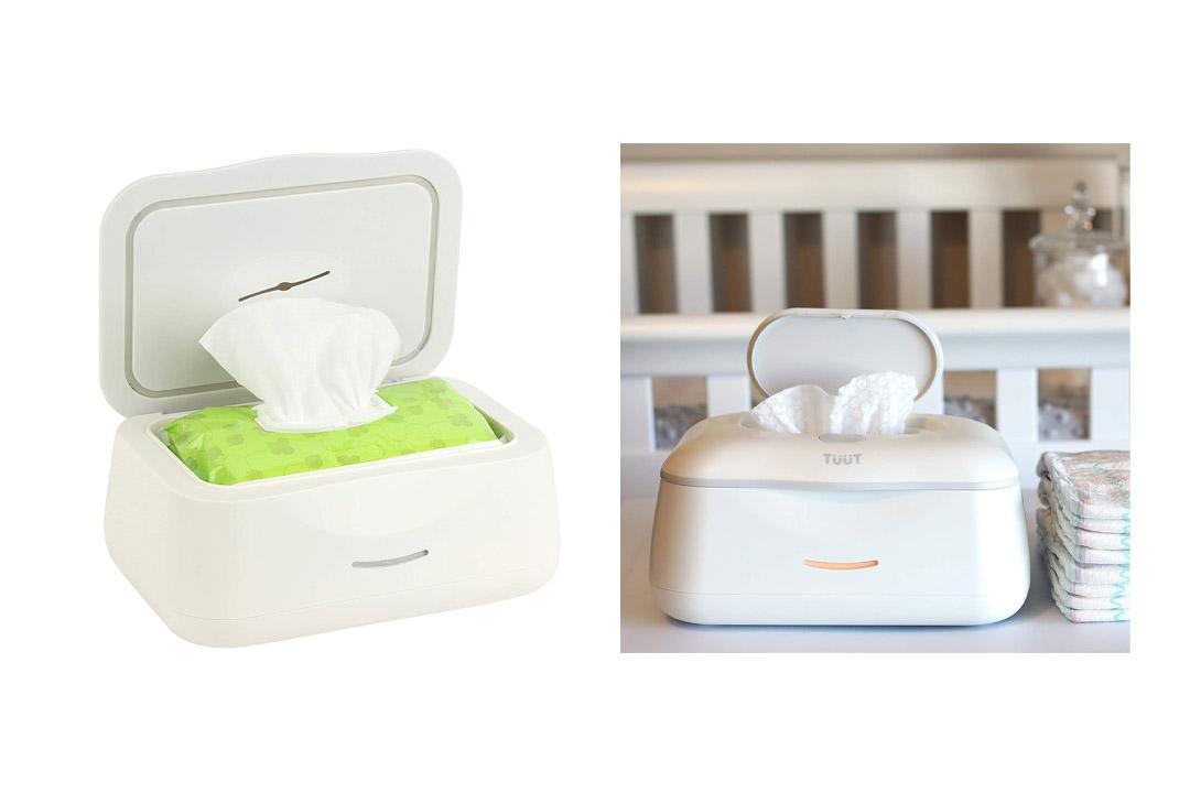 Baby Wipe Warmer & Wipes Dispenser