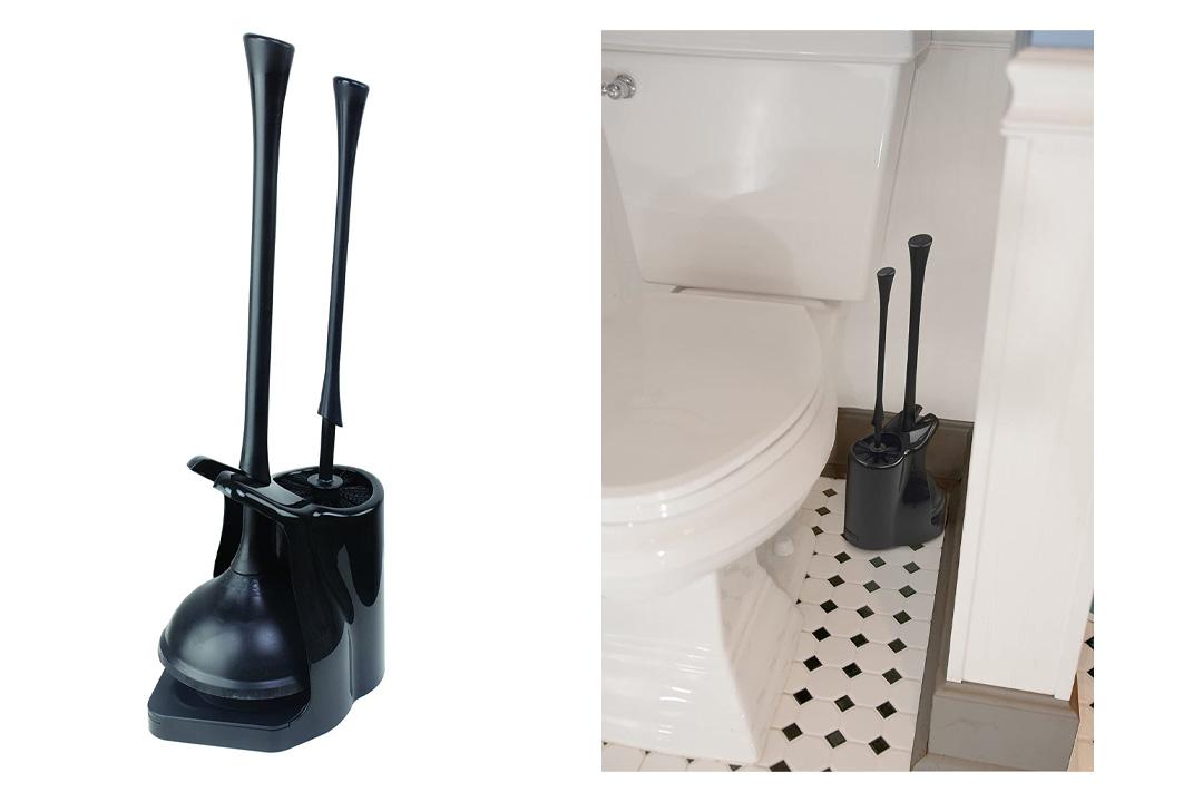 Bowl Brush & Plunger Combo