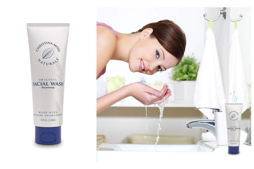 Christina Moss Naturals Facial Wash