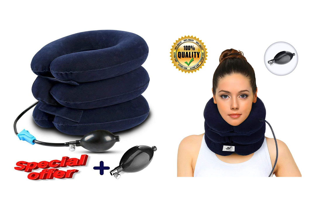 HOKI Cervical Neck Traction Device