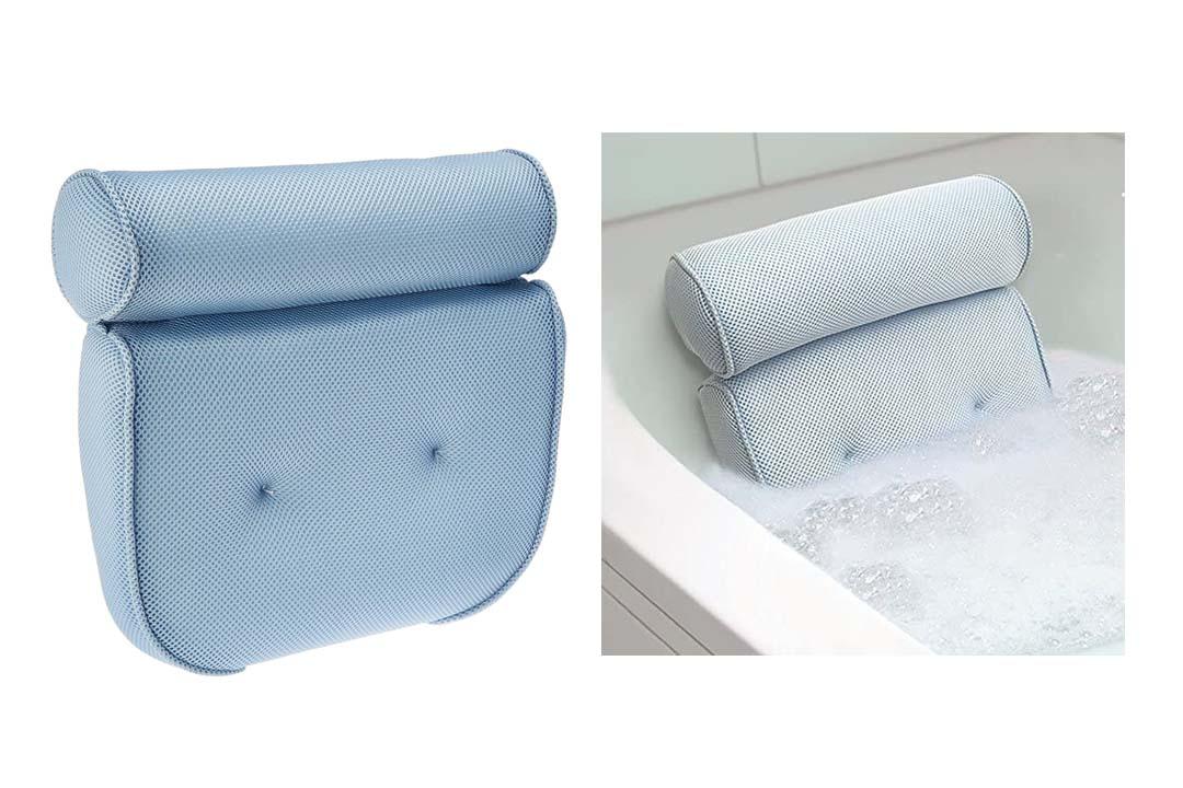 Ideaworks - Home Spa Bath Pillow