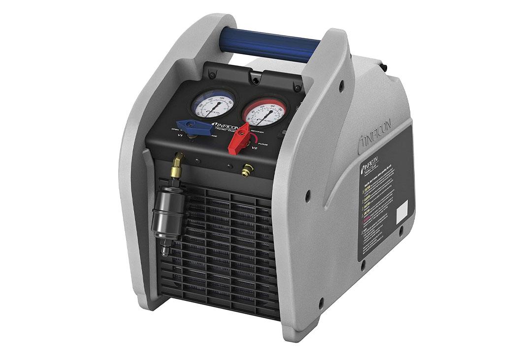 Inficon 714-202-G1 Vortex Dual Refrigerant Recovery Machine