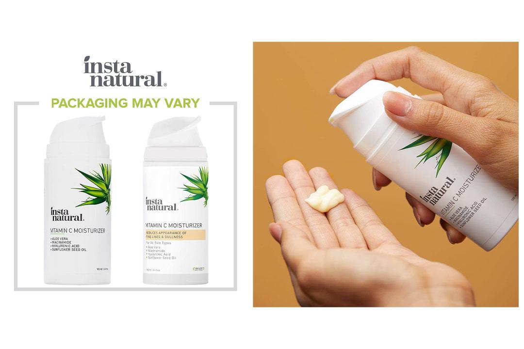 InstaNatural Vitamin C Moisturizer Cream