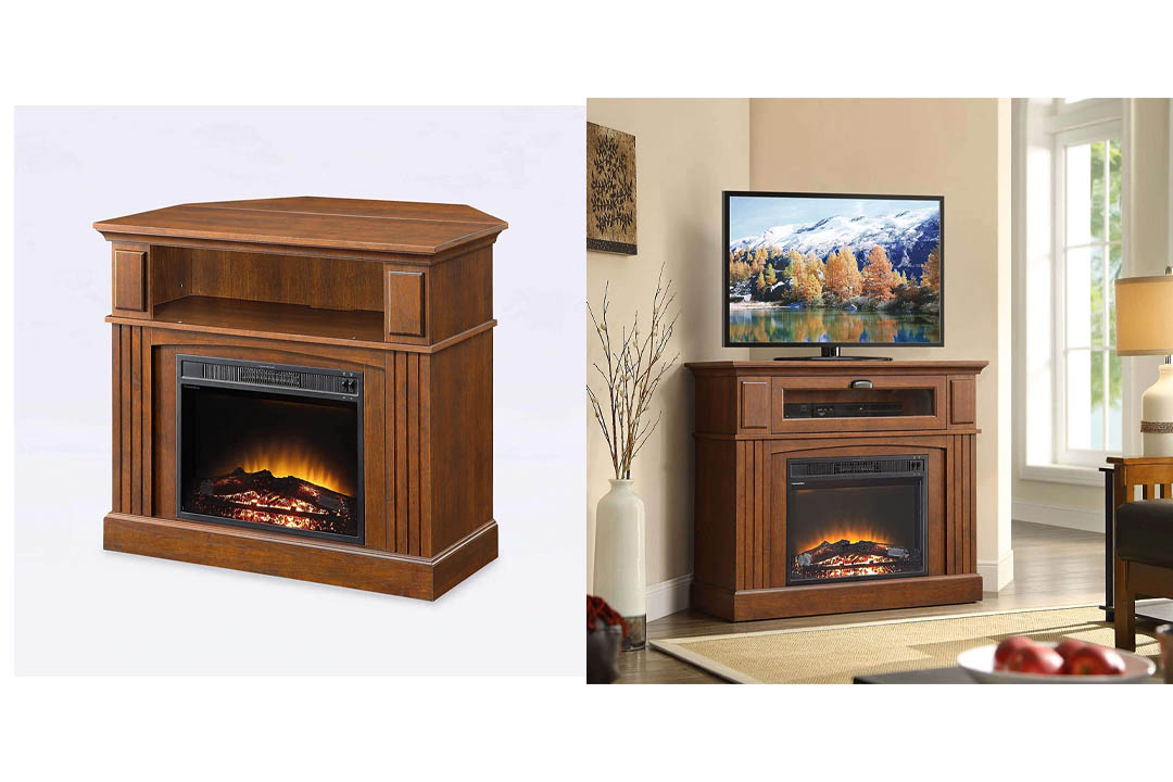 Media Fireplace TV Stand Combo for Televisions up to 45 Inches