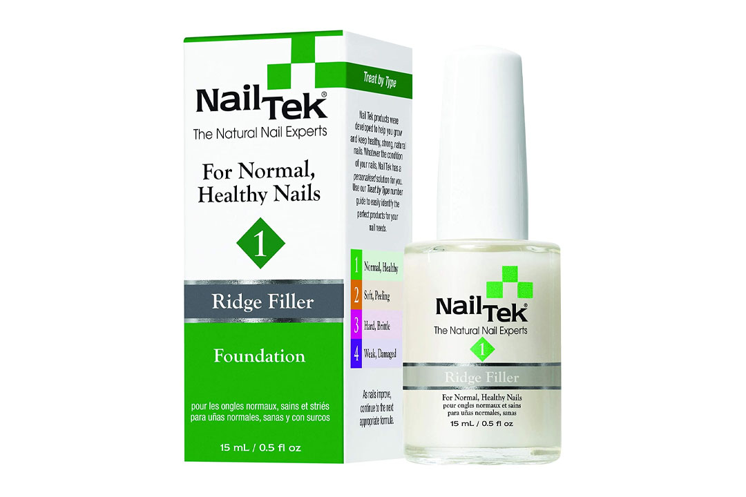 Nailtek Foundation Ridge