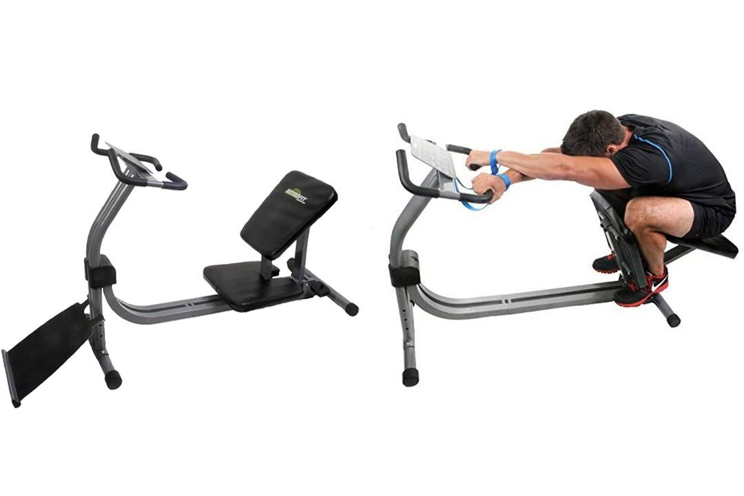 Nitrofit Limber Pro Stretch Machine